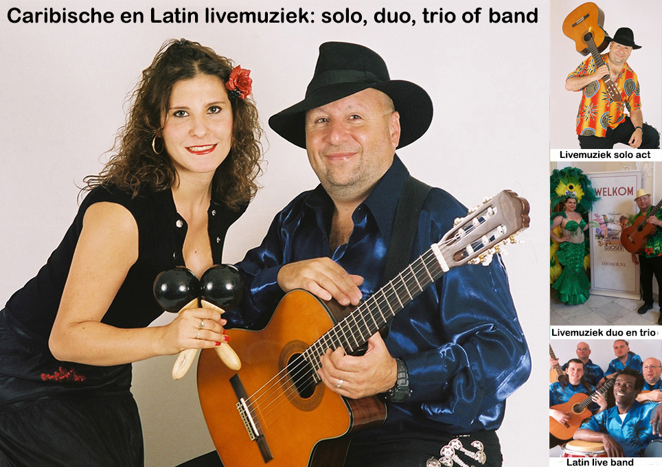 Ritmos calientes latin band